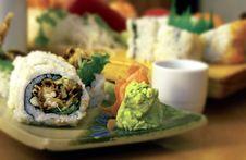 Free Sushi Royalty Free Stock Photography - 19659297