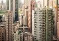 Free Skyscrapers Of Hong Kong Royalty Free Stock Photo - 19662075
