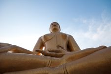 Free Big Buddha Statue Stock Photo - 19660690