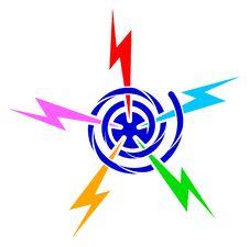 Free Power Symbol Stock Images - 19661444
