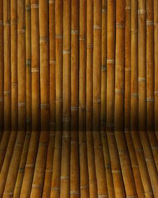 Free Bamboo Background Royalty Free Stock Photo - 19661785