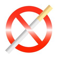 Free No Smoke Sign Stock Photos - 19662863