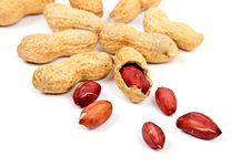 Free Groundnuts Stock Image - 19663601