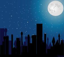 City Night Stock Photos
