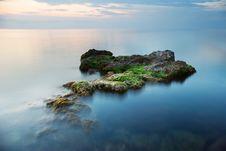 Free Rocks In The Sea Stock Photos - 19667253