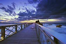 Free Biarritz Royalty Free Stock Image - 19667406