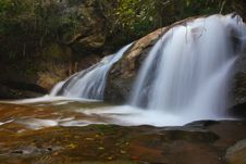 Free The Waterfall In The North Of Thailand Stock Photo - 19667590