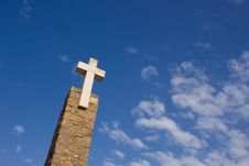 Free Cross, Cabo Da Roca Stock Photo - 19667970