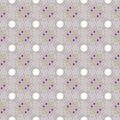 Free Dotted Background Royalty Free Stock Image - 19674416