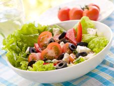 Free Salad Royalty Free Stock Image - 19670086