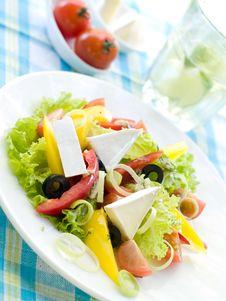 Free Salad Stock Photography - 19670102