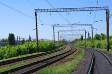 Free The Railway. Stock Image - 19670111