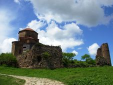 Free Jvari Monastery, Georgia Stock Image - 19672511