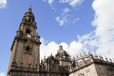 Free Detail Of Cathedral Of Santiago De Compostela Royalty Free Stock Image - 19672566