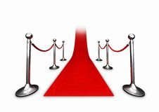 Free Red Carpet Royalty Free Stock Photo - 19672915