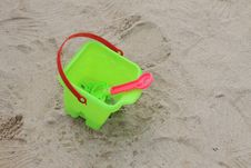 Free Sand Toy Royalty Free Stock Image - 19672976