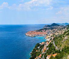 Free Dubrovnik Old City Stock Photo - 19673360