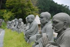 Free Buddhist Statues Stock Images - 19673504