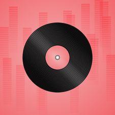 Free Vinyl Record Stock Images - 19674164