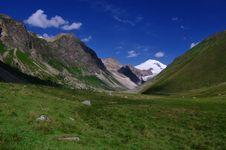 Free Mountain Valley Royalty Free Stock Photos - 19674848
