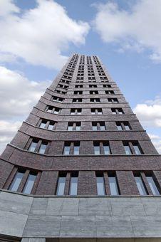 Free Skyscraper In Berlin Royalty Free Stock Image - 19675436
