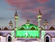 Free Muslim (Arab) Mosque, Kovalam, Kerala, India Royalty Free Stock Photos - 19675968