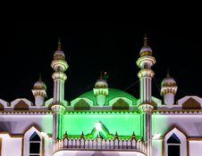 Free Muslim (Arab) Mosque, Kovalam, Kerala, India Stock Images - 19675984