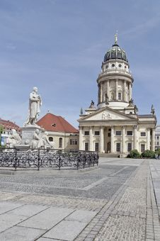 Free Church Franz-dom In Berlin Royalty Free Stock Images - 19676049