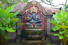 Free Statue Of Ganesh Royalty Free Stock Photos - 19677728