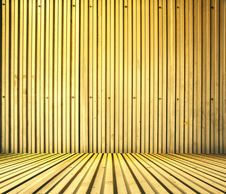 Free Golden Room Royalty Free Stock Photography - 19678597