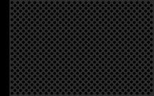 Perforate Metallic Gray Flat Stock Photo