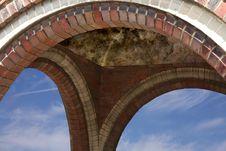Free Brickwork Arch Stock Photography - 19679922