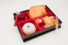 Free Bento Japan Food Stock Photos - 19681473