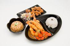 Free Japanese Food Stock Image - 19681491