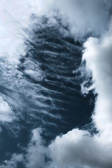 Free Parallel Clouds Stock Images - 19681524