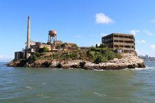 Free Alcatraz Island Royalty Free Stock Photos - 19682358