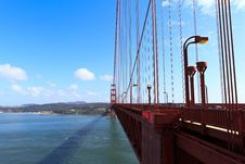 Free Golden Gate Stock Image - 19682401