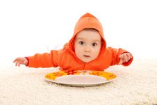 Free I Am Hungry! Royalty Free Stock Image - 19682496