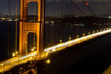 Free Golden Gate Royalty Free Stock Photo - 19682685