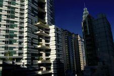 Free Jakarta Apartment Tower Stock Photo - 19682760