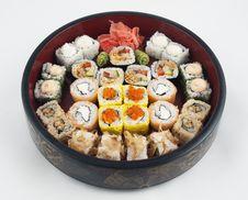 Free Sushi Stock Photos - 19683043