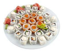 Free Sushi Stock Photos - 19683053