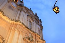 Free Mdina Cathedral Royalty Free Stock Images - 19683859