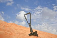 Free Shovel Stock Photography - 19684042