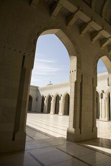 Free Mosque Stock Image - 19684071