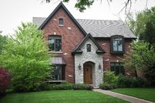 Free Suburban House Stock Image - 19684231