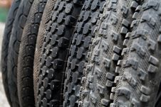 Free Bicycle Tire Royalty Free Stock Images - 19684459