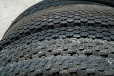 Free Bicycle Tire Royalty Free Stock Image - 19684486