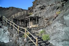 Free Volcano Teneguia Royalty Free Stock Photo - 19684635