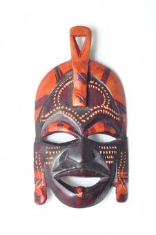 Free Voodoo Mask Royalty Free Stock Image - 19685056